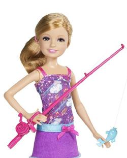 peche a la Barbie