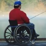 La pêche pour les personnes handicapées