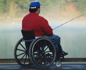 Pêche et handicap