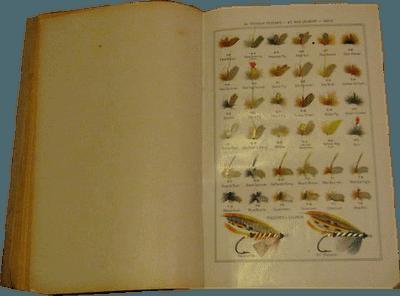 mouche pêche 1900