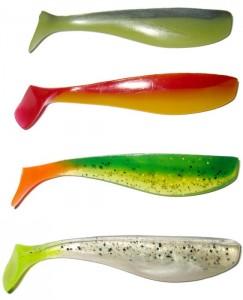 pêche sandre leurre souple