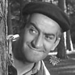 Louis de Funès Blaireau