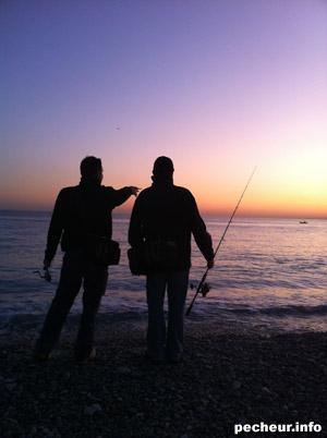 pêche aux leurres Méditerranée