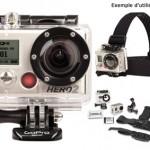 Filmer la pêche avec la GOPRO HERO HD2