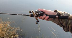 canne pêche casting