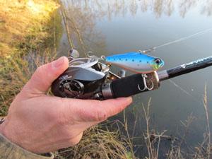 leurre pêche casting