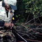 hommage pêcheur décédé vidéo