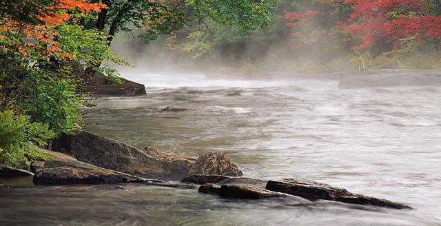 rivière a truites