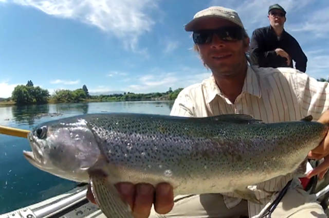 pêche truite Patagonie
