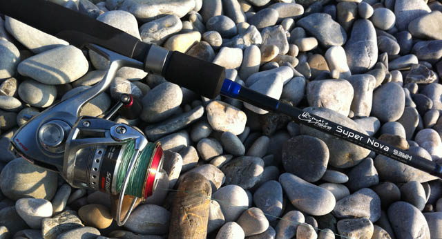 canne super nova ultimate fishing