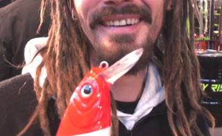 micro Rapala culture fish