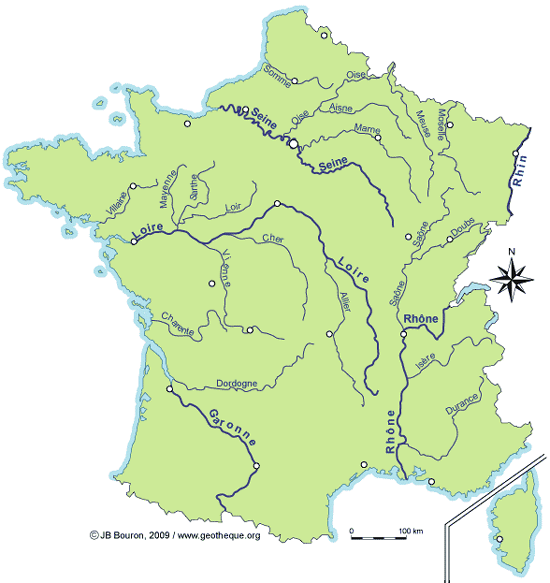 où pêcher en France