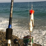 Les cannes Super Nova d'Ultimate Fishing