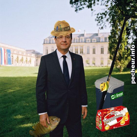 president normal pecheur