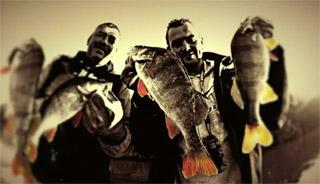 pêche de la perche dans la Seine