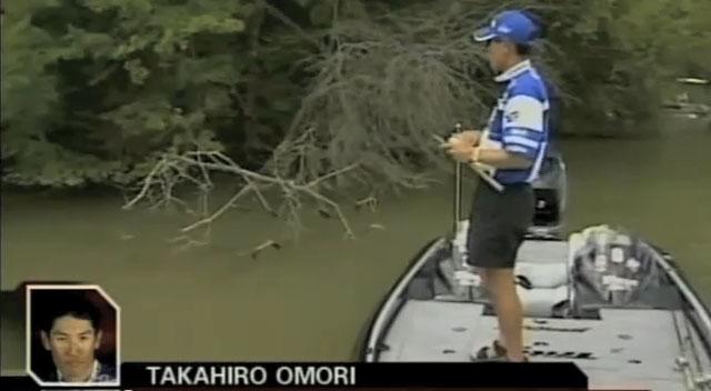 Takahiro Omori bassmaster