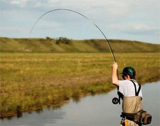 pêche à la mouche au Canada