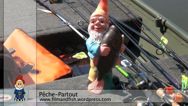 Pêche-Partout le nain de jardin de Culture Fish