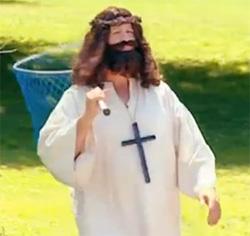 Jésus Christ pêche miraculeuse