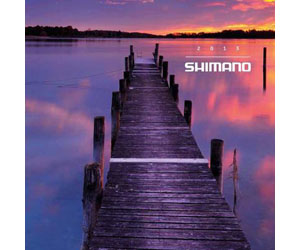 catalogue Shimano pêche 2013