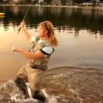 gangnam style pêche