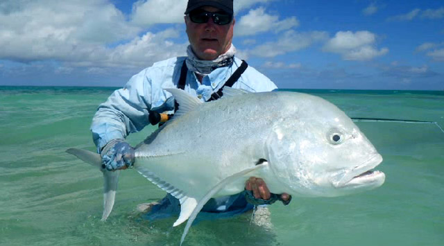 GT giant trevally