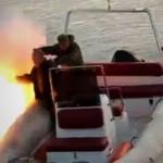 Pêche à la grenade fail