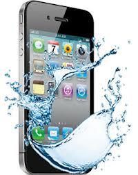 iphone sous l'eau
