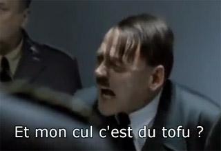 Hitler fait l'ouverture de la truite