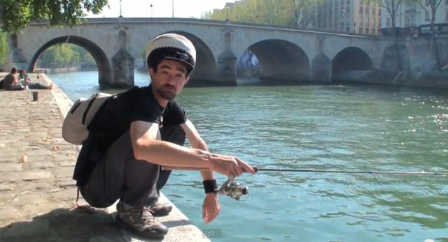 street fishing à paris pour le culture fish n°000