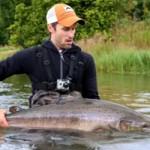 Un saumon de 115 cm en Norvège