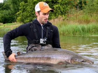 saumon atlantique 115 cm