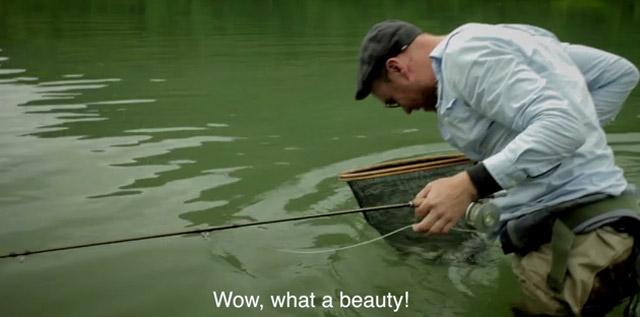 quel magnifique poisson!