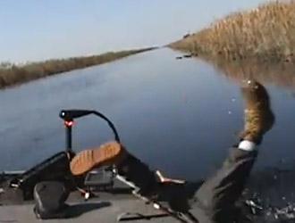 funny fishing gag