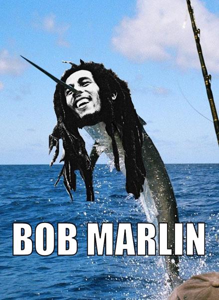Bob Marley Bob Marlin