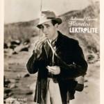 Humphrey Bogart Fishing