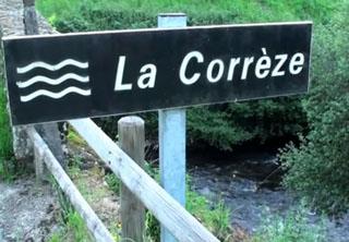 pêcher rivière Corrèze
