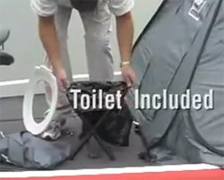 toilet for boat