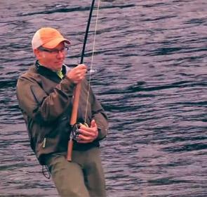 pêche du saumon en norvege