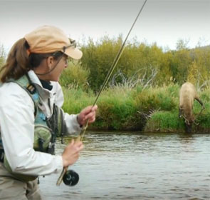 Iolanthe IO Culjak fishing guide in Colorado