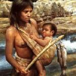femme peche prehistoire