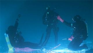 pêcheurs sous glace