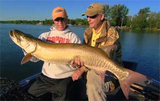 rapala musky fishing