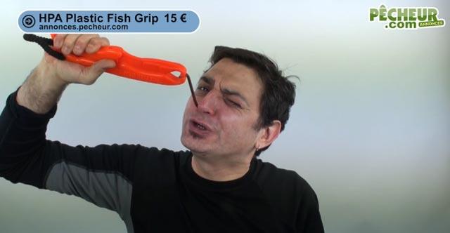 fish grip pour se tirer les vers du nez, petite annonce pecheur.com