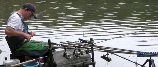 championnat de pêche au feeder