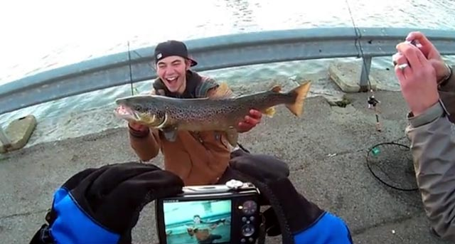 un pêcheur star pour culture fish 43