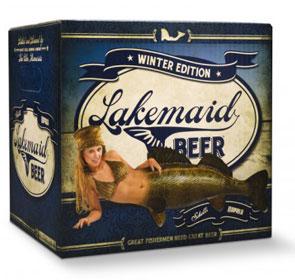 bière Lakemaid, une bière pour pêcheurs