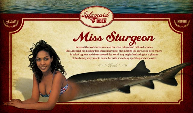 biere lakemaid miss esturgeon