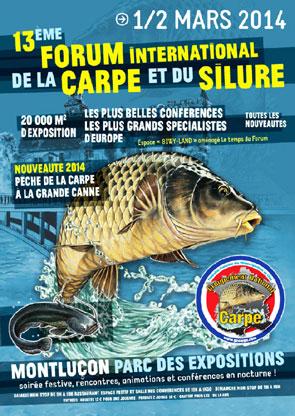 salon pêche Montluçon 2014