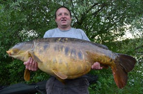 carp world record, the biggest carp ever fished